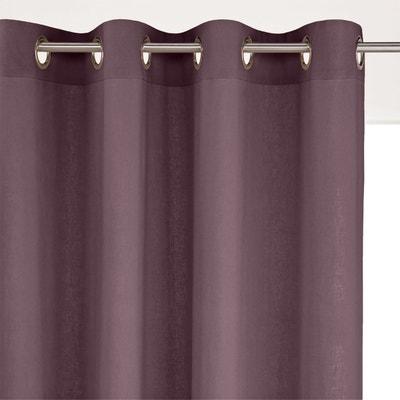 Rideau violet | La Redoute