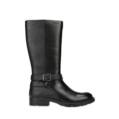 Sofia Leather Boots GEOX