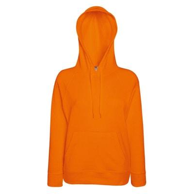 Sweat-shirt à capuche Sweat-shirt à capuche FRUIT OF THE LOOM. Soldes 21ddee34a6bb