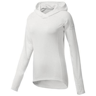 Sweat capuche, pull sport femme en solde   La Redoute 349101cf43ba