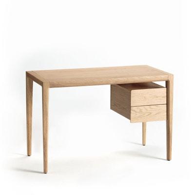 Nizou 2 Drawer Oak Desk Nizou 2 Drawer Oak Desk AM.PM.