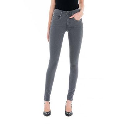 Pantalon Push In Secret Slim avec des brillants SALSA