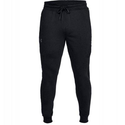 Pantalon de survêtement Under Armour Threadborne Fleece Stacked -  1299145-001 UNDER ARMOUR 4462b1a349ac