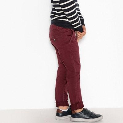 Pantalon chino 3-12 ans La Redoute Collections