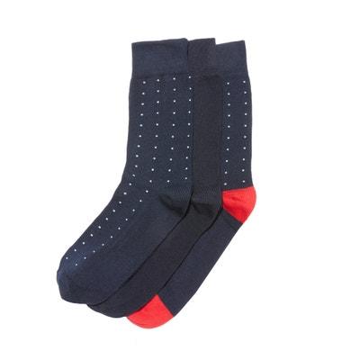 Lot de 3 paires de chaussettes fantaisie Lot de 3 paires de chaussettes fantaisie La Redoute Collections