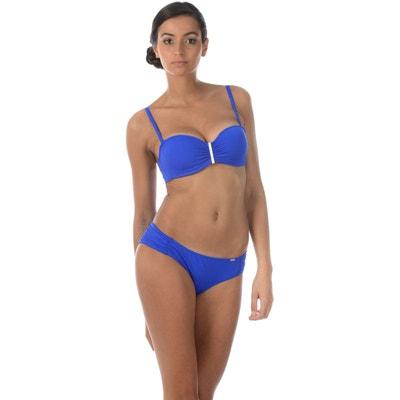 Haut de maillot de bain uni TERVIE LAVANDOU Bonnet C LIVIA 9a3616c51394