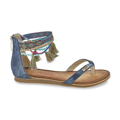 Gringa Toe Post Sandals Gringa Toe Post Sandals LES TROPEZIENNES PAR M.BELARBI