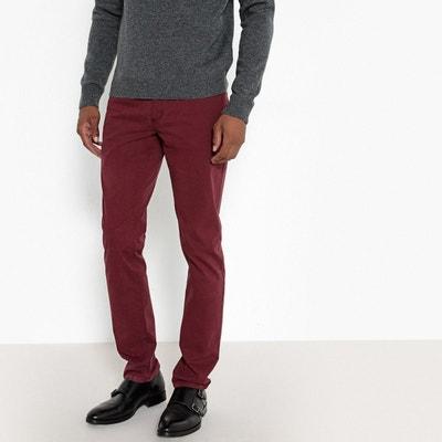 Pantalon ANTOINE coupe slim Pantalon ANTOINE coupe slim LA REDOUTE  COLLECTIONS 703c2519bf3e