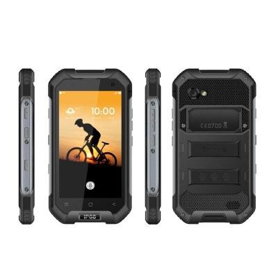 Smartphone incassable Etanche Ip68 Gorilla Glass 5' Android 6.0 4G 16Go Yonis