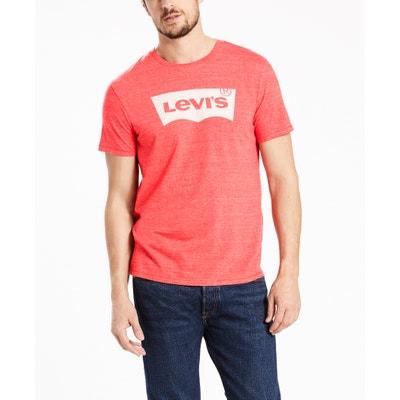 T-shirt met ronde hals en korte mouwen LEVI'S
