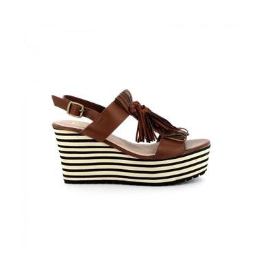 Sandale Clio Avec Plate-forme Sundek opxa2