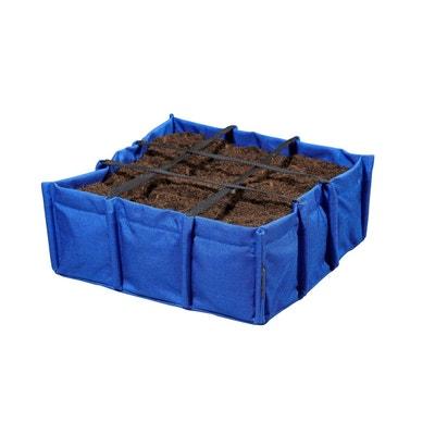 Petit potager 9 indoor Cordura Bleu BACSAC