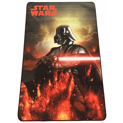 Tapis Enfant et Disney STAR WARS DARK VADOR - polyester Tapis Enfant et Disney STAR WARS DARK VADOR - polyester STAR WARS