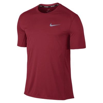 Plain Short-Sleeved Crew Neck T-Shirt Plain Short-Sleeved Crew Neck T-Shirt NIKE