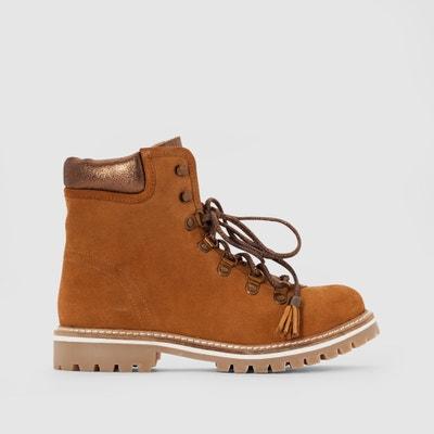 Boots pelle con lacci Montagne LES TROPEZIENNES PAR M.BELARBI