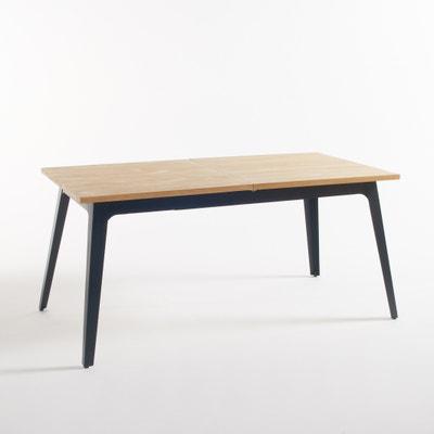 Mesa con 2 tableros de extensión, 6/8 comensales DAFFO Mesa con 2 tableros de extensión, 6/8 comensales DAFFO La Redoute Interieurs