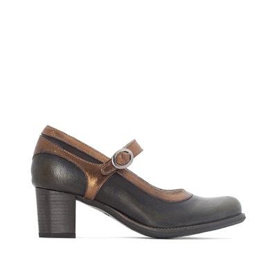 Cybelle Leather Heels Cybelle Leather Heels DKODE