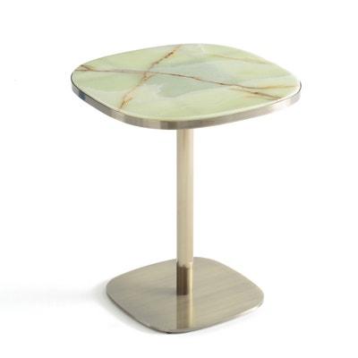 Table de bistrot plateau jade Lixfeld Table de bistrot plateau jade Lixfeld AM.PM.