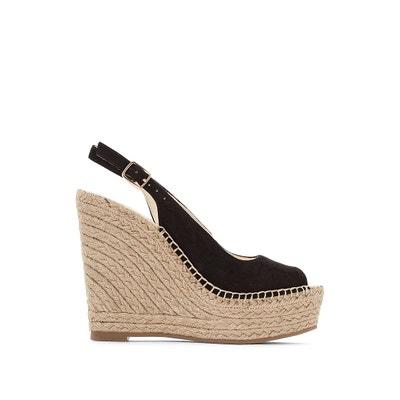 Sandalen met sleehak 315-4554 BUFFALO