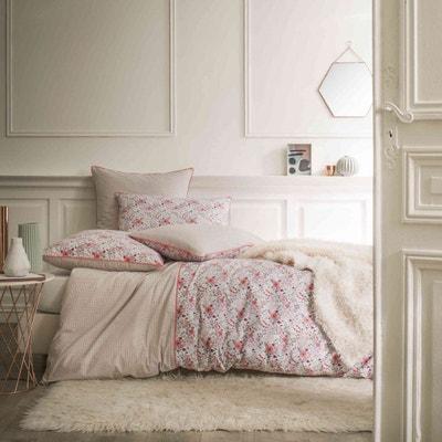 parure de lit percale happy flowers parure de lit percale happy flowers future home - Parure De Lit Rose Poudre