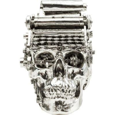 Tirelire Steampunk Typewriter chromé Kare Design Tirelire Steampunk Typewriter chromé Kare Design KARE DESIGN