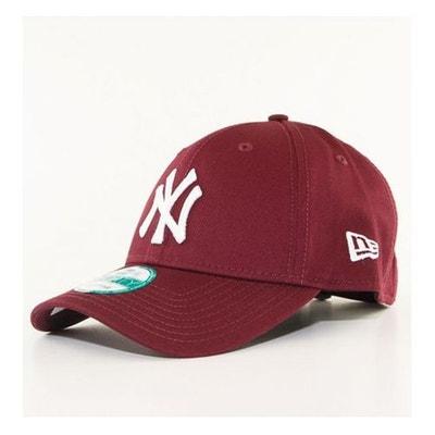 Casquette Incurvée New Era New York Yankees Bordeaux 940 NEW ERA CAP 74cd2c5cc591