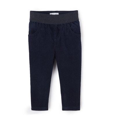 Pantalon en velours 1 mois - 3 ans Pantalon en velours 1 mois - 3 ans La Redoute Collections