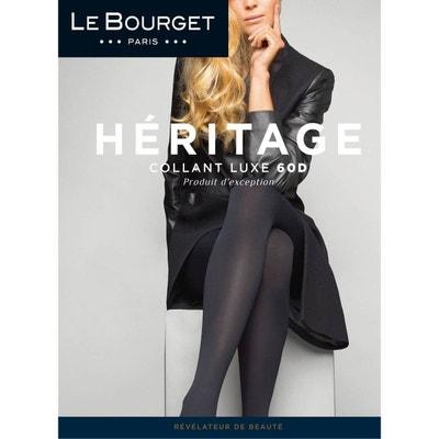 Collant Le Bourget Héritage Luxe Noir 60D LE BOURGET c8b68867fdb