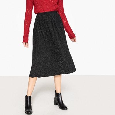 Pleated Midi Skirt Pleated Midi Skirt SEE U SOON