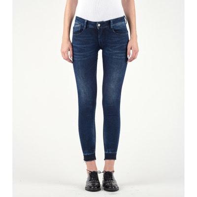 Verkorte slim jeans, push-up effect PULP Verkorte slim jeans, push-up effect PULP LE TEMPS DES CERISES