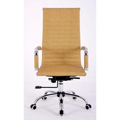 Chaise De Bureau Jaune La Redoute