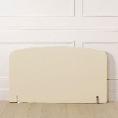 Housse pour tête de lit, forme galbée Housse pour tête de lit, forme galbée La Redoute Interieurs