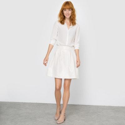 Vivelvira Iridescent Skirt VILA