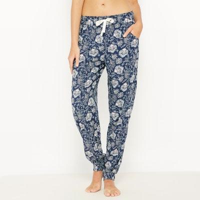 Calças de pijama em algodão BLUE HORIZON SLEEP Calças de pijama em algodão BLUE HORIZON SLEEP SKINY