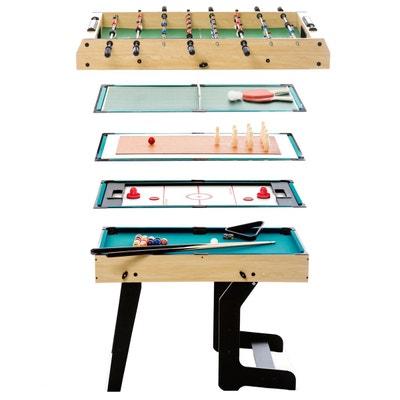 Table multi-jeux pliable 16 en 1 Table multi-jeux pliable 16 en 1 RENDEZ VOUS DECO