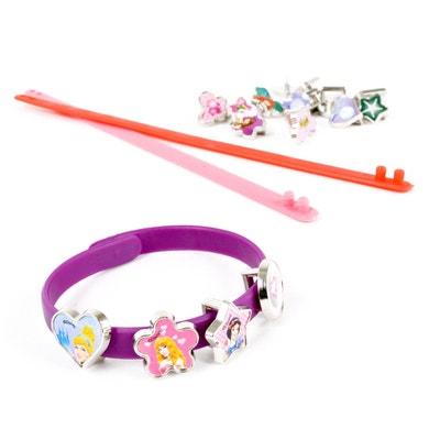Bracelets et breloques princesses Disney WDK GROUPE PARTNER