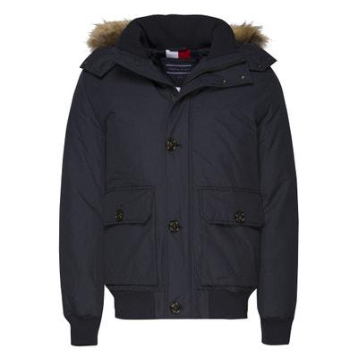 Short Hooded Winter Jacket Short Hooded Winter Jacket TOMMY HILFIGER