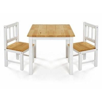Table Et Chaise Enfant En Solde La Redoute