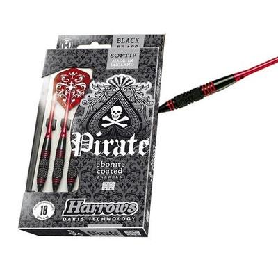 Fléchettes Harrows Pirate Pointes Soft Fléchettes Harrows Pirate Pointes Soft HARROWS