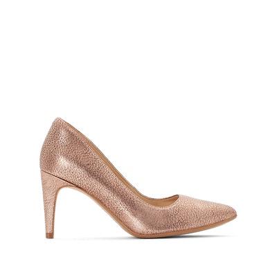 Zapatos de piel con tacón Laina Rae Zapatos de piel con tacón Laina Rae CLARKS