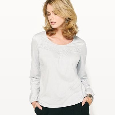 T-shirt coton & modal T-shirt coton & modal ANNE WEYBURN