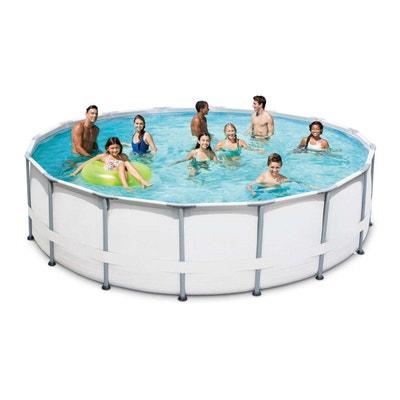 piscine petite ou grande piscine gonflable hors sol en solde la redoute. Black Bedroom Furniture Sets. Home Design Ideas