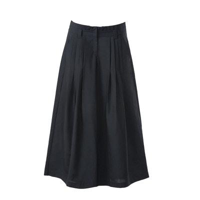 Pantalon en laine décontracté plissé taille haute allonge la silhouette  Pantalon en laine décontracté plissé taille. SUNDAY LIFE d2831fc40cda