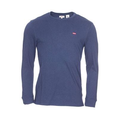 Tee-shirt manches longues col rond Original en coton à logo Tee-shirt  manches. LEVI S a7b702769112