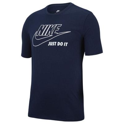 T-shirt scollo rotondo maniche corte fantasia davanti T-shirt scollo rotondo maniche corte fantasia davanti NIKE