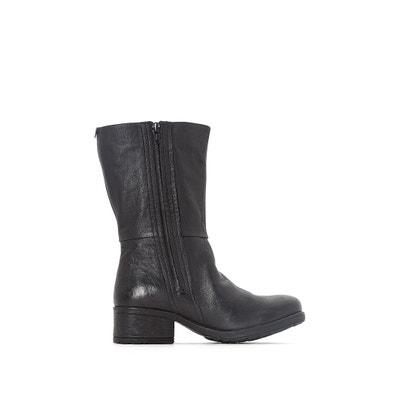 Rekia Leather Boots KICKERS