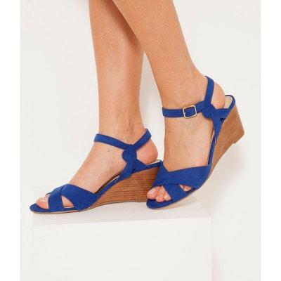 Sandales compensées CAMAIEU