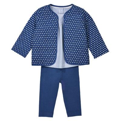 Ensemble veste, blouse et legging 1 mois – 3 ans Ensemble veste, blouse et legging 1 mois – 3 ans La Redoute Collections