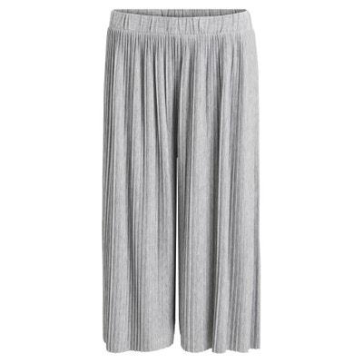 PleatedLoose Fit Wide Leg Trousers VILA
