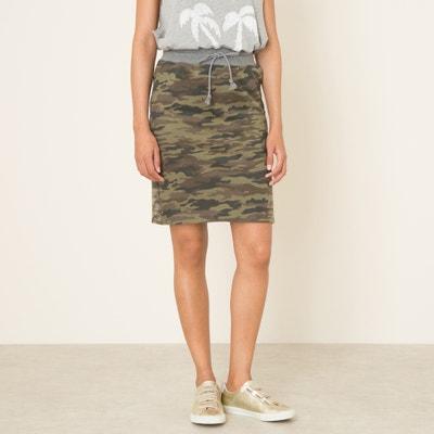 Jupe camouflage T PRINT SKIRT SWEET PANTS
